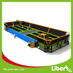 Large Gymnastic Indoor Trampoline Park pictures & photos