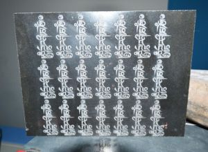 Wood/ Acrylic/ Glass Laser Engraving Machine for Sale pictures & photos