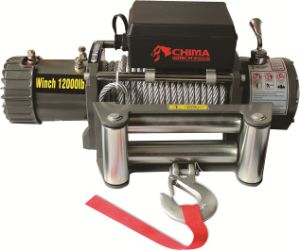 Truck Winch 12000lbs Strong Pull Capacity pictures & photos