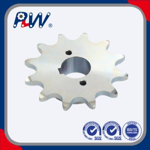 DIN Standard Zinc-Plated Sprocket (C2042X12T) pictures & photos