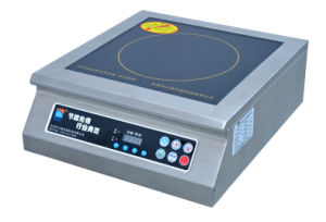 3500W House Kitchen Appliance Commercial Tabletop Induction Cooker pictures & photos