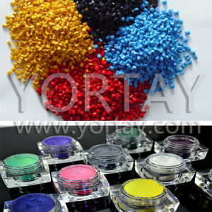 Masterbatch Pearlescent Pigments/Specialty Plastics Pearled Effect Powder