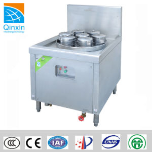 Energy Saving Large Power Commercial Induction Steamer pictures & photos