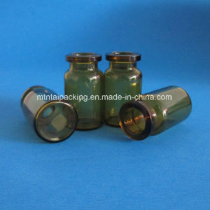 5ml Amber Color Tubular Glass Vials pictures & photos