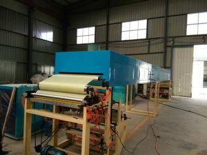 Gl--1000j User Friendly Color BOPP Packing Tape Coating Machine pictures & photos