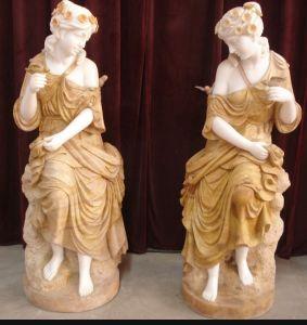 Stone Figure Sculpture (EY84)