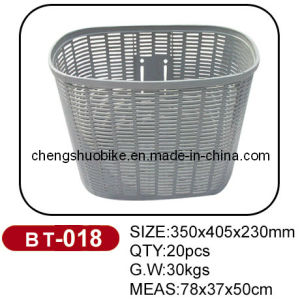 Lady Bicycle Basket of Standard Quality (BT-018) pictures & photos