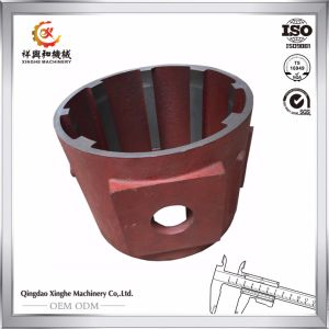 Custom Fabrication Service Concrete Casting Electric Motor Housing pictures & photos