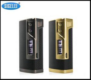 Original Sigelei 213 Tc Mod 10W-213W Adjustable Temperature Control 18650 Battery Not Include Electronic Cigarette Box Mod