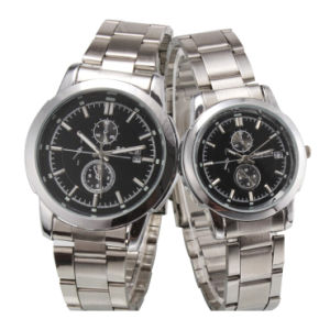 Fashion Japan Quartz Chronograph Analog Wrist Band Watch (XM9058)