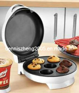 Electric Muffin Maker Mini Cupcake Maker pictures & photos