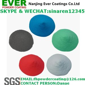 Anti Corrosion Zinc Rich Epoxy Powder Coating pictures & photos