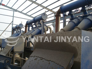 Sand Classification Hydrocyclone for Sand Recycling Plant pictures & photos