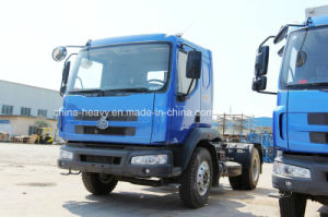 No. 1 Cheapest/Lowest Dongfeng Balong 4X2 Tractor Head Prime Mover Tractor Truck pictures & photos