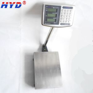 Haiyida Dual Power Pricing Platform Digital Scale pictures & photos