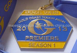 Customized Anniversary Celebration Medallion (soft enamel) pictures & photos