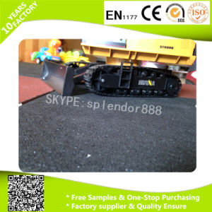 Made in China Cheap Factory EPDM Speckels Rubber Floor Tile, Rubber Tile for Gym pictures & photos