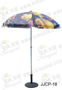 Outdoor Umbrella, Central Pole Umbrella, Jjcp-18 pictures & photos