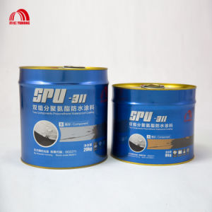 Two Components Polyurethane Waterproof Coating pictures & photos