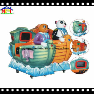 Video Panda Boat Kiddie Ride Factory Direct Sale pictures & photos