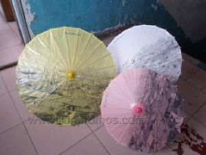 Shop Restaurant Hotel Decoration China Oiled Paper Umbrella pictures & photos