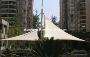 PTFE Membrane Coated Fabric for Tent pictures & photos