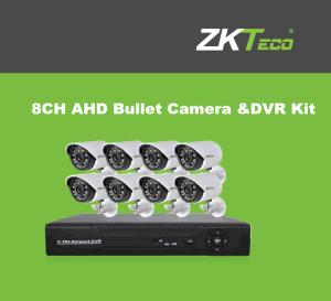 8CH Ahd Bullet Camera &DVR Kit Ahd-Kit-0801b