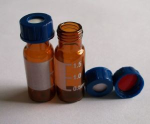 Clear and Amber Tubular Glass Vial for Pill Packing pictures & photos