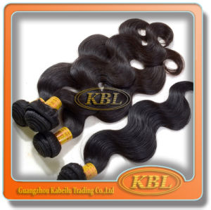 Black Color Peruvian Remy Hair pictures & photos