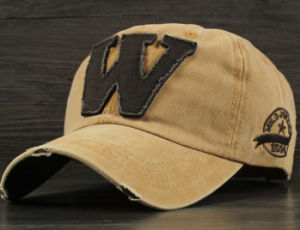 Fashion Cotton Baseball Sport Cap pictures & photos