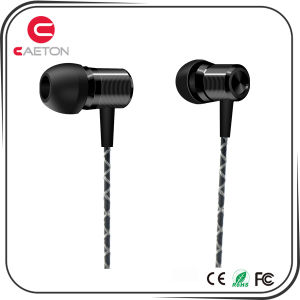 Wholesale Mic Earbuds Wired Earphone with 3.5mm Jack