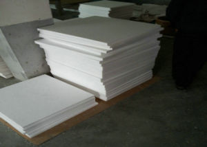 PTFE Sheet, Teflon Sheet, Plastic Sheet Made with 100 % Virgin Teflon Material, White and Black Color pictures & photos