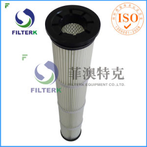 Dust Collector Pleated Polyester Dust Filter Bag pictures & photos