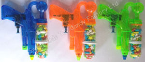 Water Pistol Toy Candy Toy with Candy (101010) pictures & photos