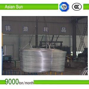 Ec Grade ISO Certificate, Bare 1350 Type Aluminum Rod 9.5mm pictures & photos