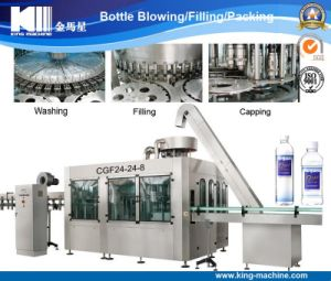 Mineral Water Production Machinery/ Equipments/ Line (CGF) pictures & photos