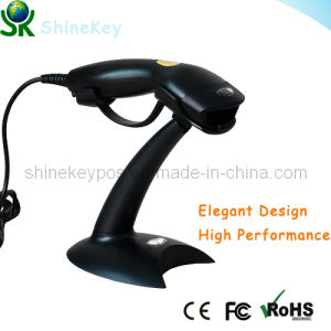 Barcode Scanner Laser (SK 9600 Black) pictures & photos