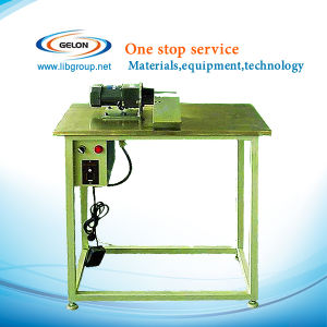 Semi-Automatic Electrode Winding Machine for Pouch Cell Lab Research pictures & photos