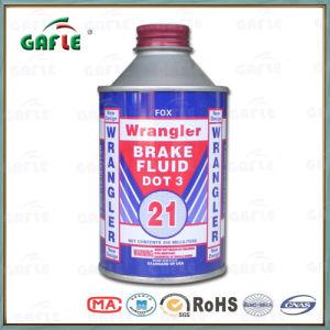250ml Round Bottle Heavy Duty Brake Fluid DOT4 pictures & photos