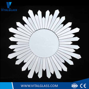 Furniture Mirror/Decorative Mirror/Clear Copper Free Silver Mirror/Aluminium Mirror/Silver Mirror/Safety Mirror pictures & photos