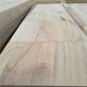 Solid Wood Panels Paulownia Finger Joint