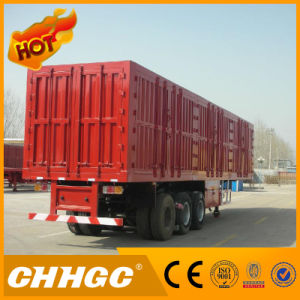 Hot Transport Stability Van-Type Semi-Trailer pictures & photos