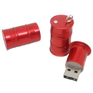 Metal Drum USB Stick Flash Memory Pen Drive pictures & photos