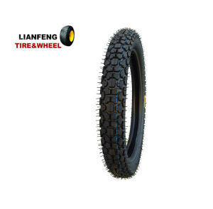 Tube Type off Road Pattern Motorcycle Tire 300-17 300-18 130/90-15 with ISO9001 pictures & photos