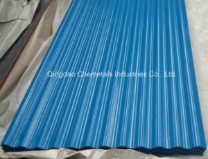 Thickness 0.12-3.0mm Corrugated Steel Sheet pictures & photos