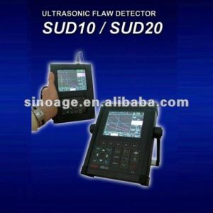 Digital Ultrasonic Flaw Detector Sud20 pictures & photos