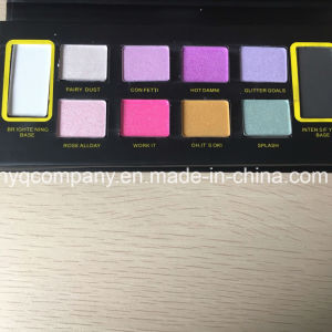 2017 Hottest Too Faced Glitter 10colors Eyeshadow Palette pictures & photos