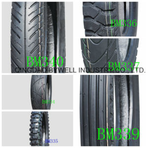 Brilliant Motorcycle Tires and Tubes with Various Patterns and Best Price (TL type) pictures & photos
