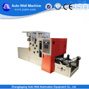 Manufacturer of Aluminum Foil Rewinder Machine pictures & photos