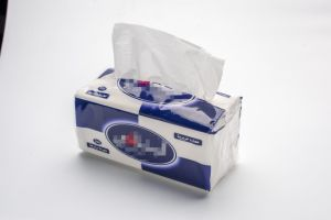 Newest Virgin Pulp Cube Boxed Facial Tissue pictures & photos